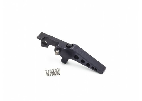 Speed Airsoft - HPA M4 Tunable Trigger (Blade/Black) Side