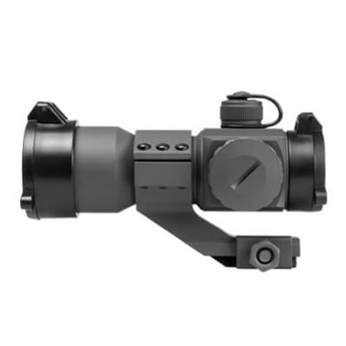 NC Star - 35mm Red/Grn/Blue Dot Tube Reflex Optic (Urban Grey) Side