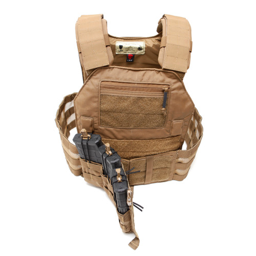 LBX Tactical - Armatus II Plate Carrier 4020 (Coyote Brown/Medium)