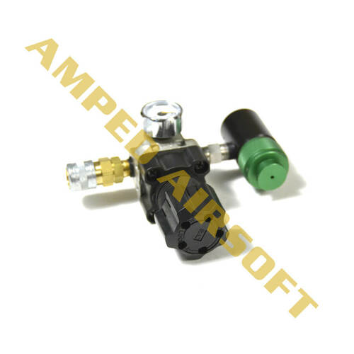 Amped Airsoft HPA SLP Regulator Profil Shot