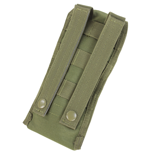 Condor - Radio Pouch (Olive Drab) Back Molle Attachments