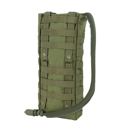 Condor - Hydration Carrier (Olive Drab) Back Molle Attachments