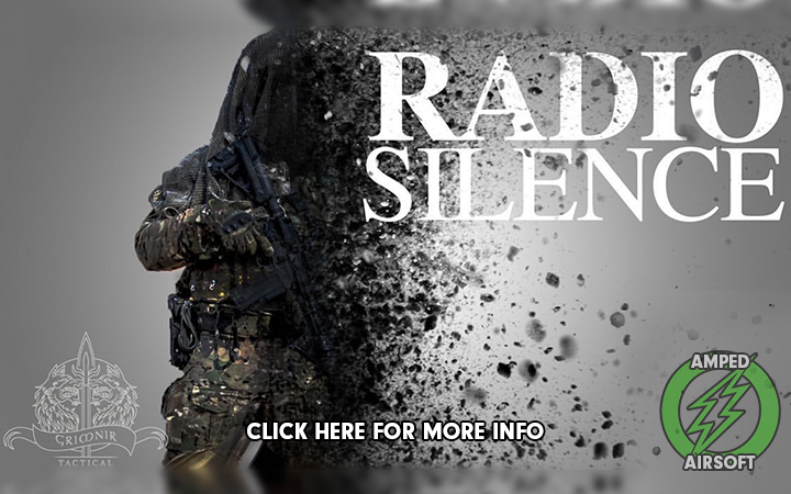 amped airsoft grimnir tactical op radio silence sign ups and info