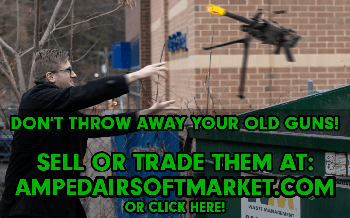 amped airsoft market buy sell trade your old gear