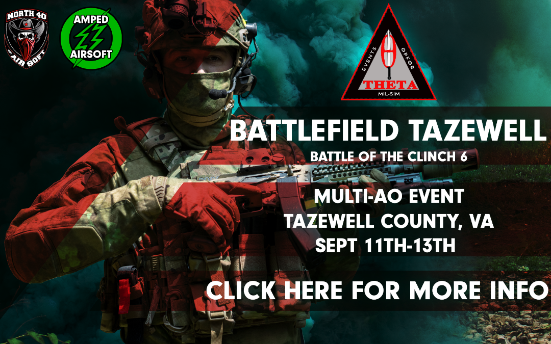 theta events battlefield tazewell amped airsoft click for more info
