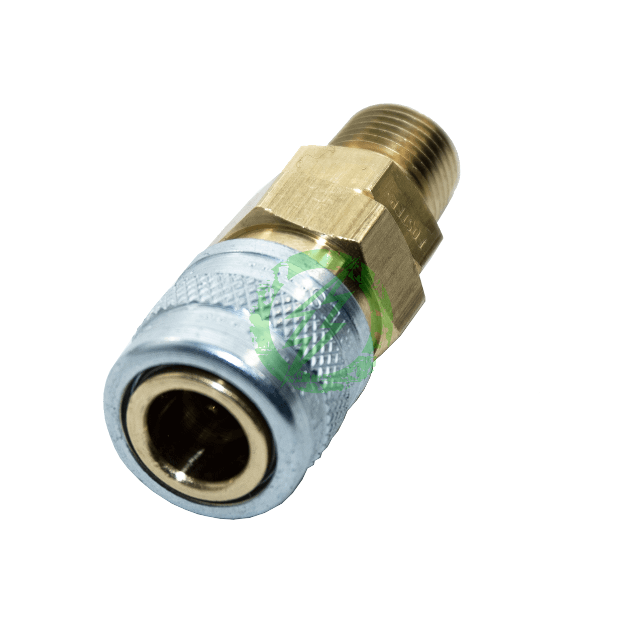 Amped Line Foster Quick Disconnect Regulator Adapter
