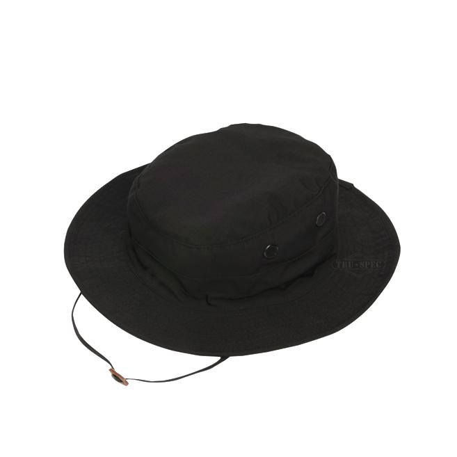 Tru-Spec - GEN 2 Adjustable Boonie Hat (Black) a20a7c600e6