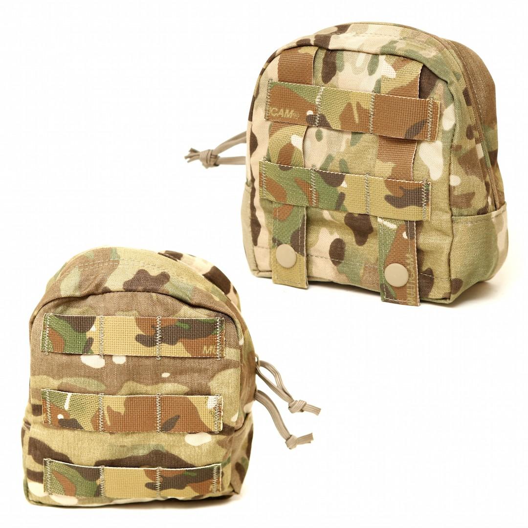 43c7ce3eb2 LBX Tactical - Medium Utility Pouch (Multicam) Front and Back