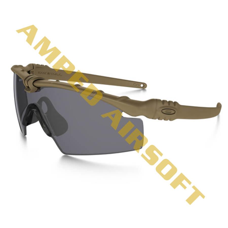 ede89e93fe Oakley - SI Ballistic M Frame 3.0 - Dark Bone Frame w  Grey Lens