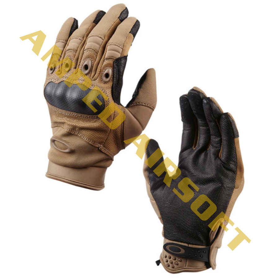 55af3e7c8f Oakley - SI Factory Pilot Gloves (Coyote Small) - Amped Airsoft