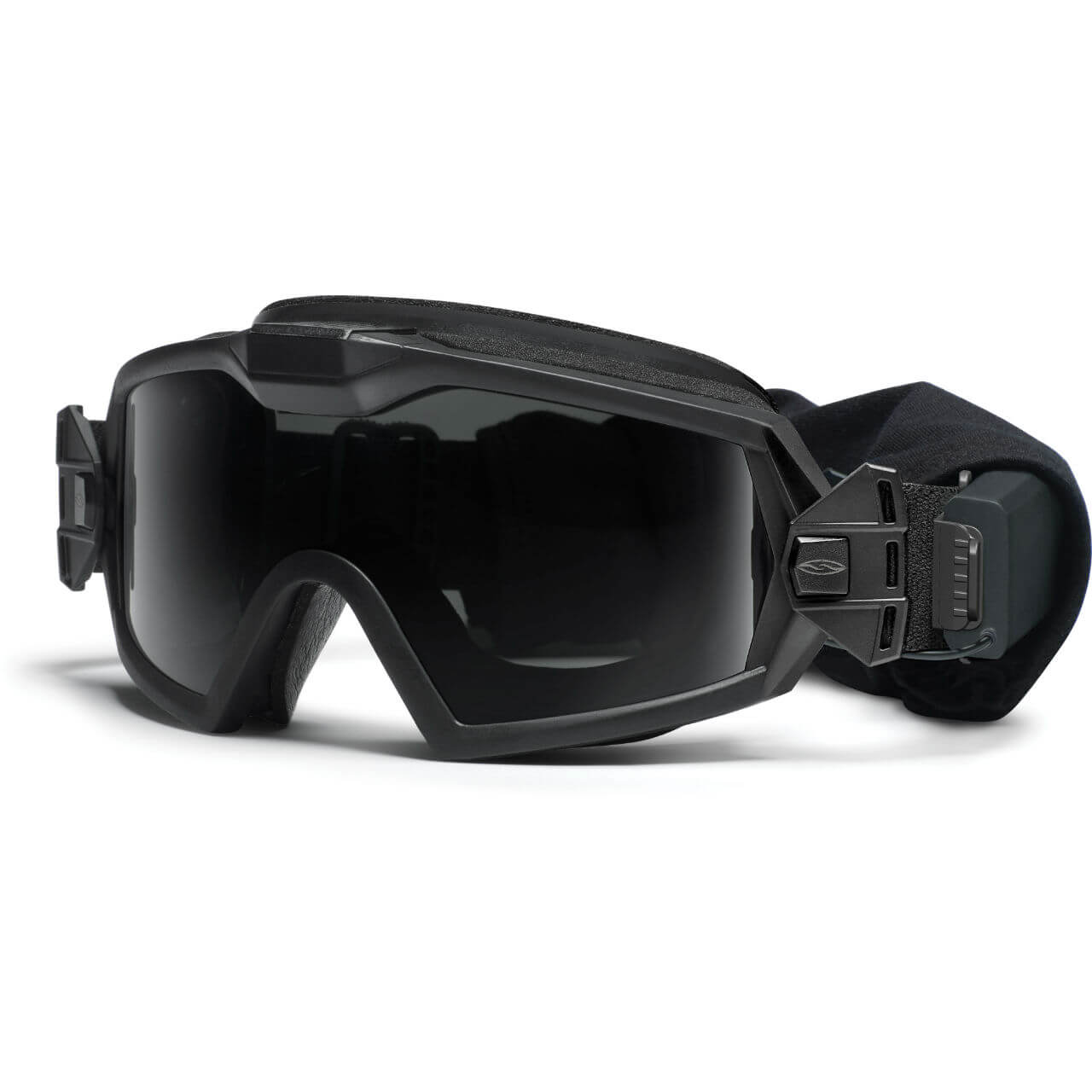 d67712897efc7 Smith Optics Elite - Outside The Wire (OTW) Turbo Fan Tactical Goggles  (Black