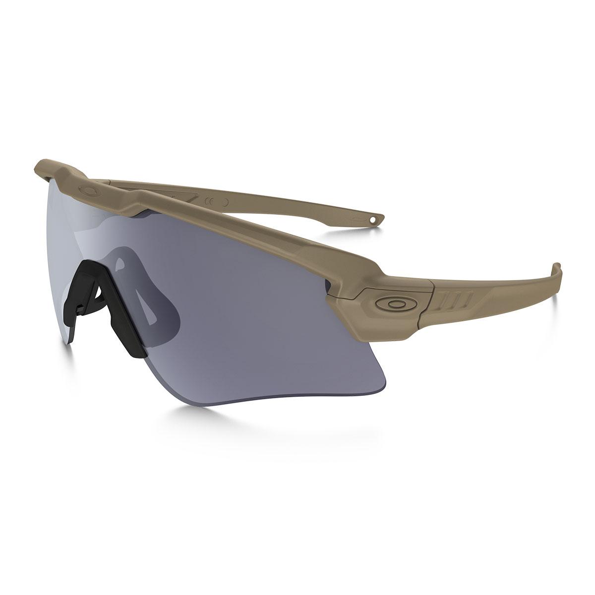 acb7ab8ce35 Oakley - SI Ballistic M Frame Alpha - Terrain Tan Frame w  Grey Lens ...