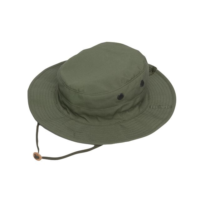 Tru-Spec - GEN 2 Adjustable Boonie Hat (Olive Drab) 8c96eb14b84