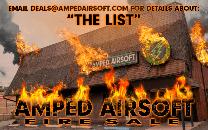 amped airsoft fire sale deals saving the list email