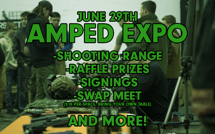amepd airsoft expo swap meet get together event