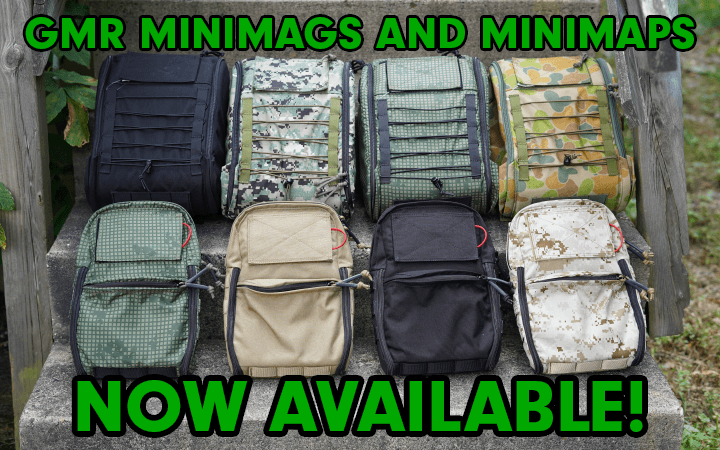 amped airsoft gmr minimap minimag available now tactical gear