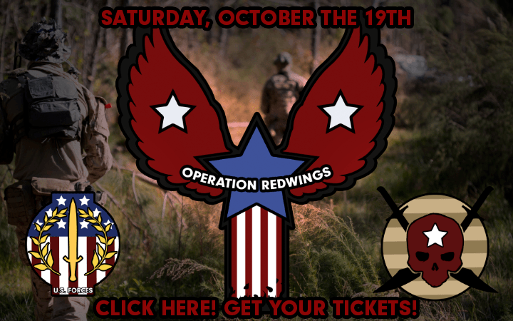 amped airsoft operation redwings event nat op extremists us forces tickets pre order