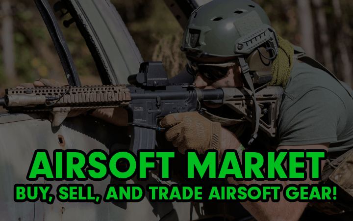 amped airsoft market buy sell trade gear