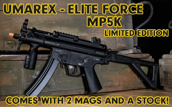 Elite Force MP5K Limited Edition