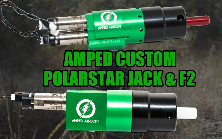 amped airsoft polarstar custom jack and f2 hpa engine