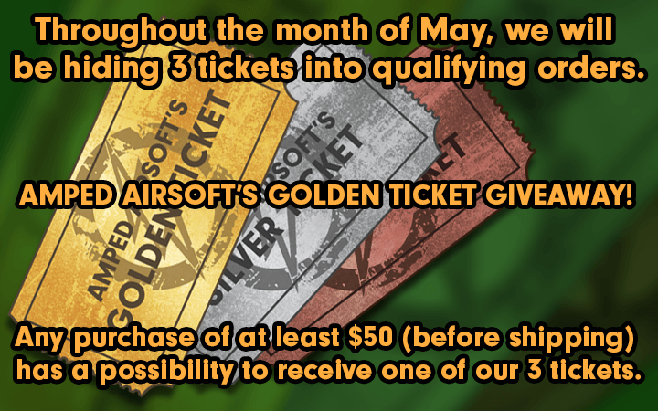 amped airsoft gold ticket giveaway