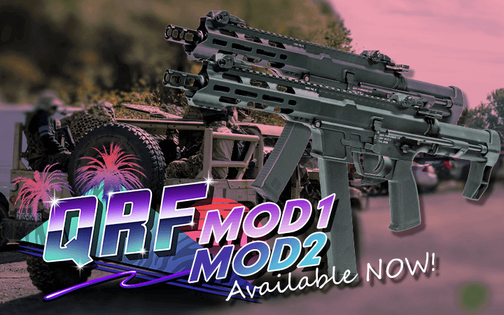 KWA USA QRF MOD1 and MOD2 Now Available!
