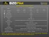 B20 Xtar Pilot LED Flashlight CREE XM-L U3 18650 1100 Lm