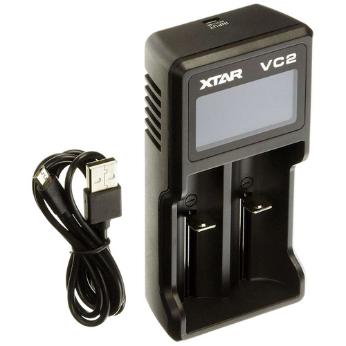Xtar VC2 battery charger