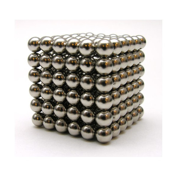 Rare Earth Permanent Magnets - Powerful Neodymium Magnetic Spheres - 216 NdFeB 5mm