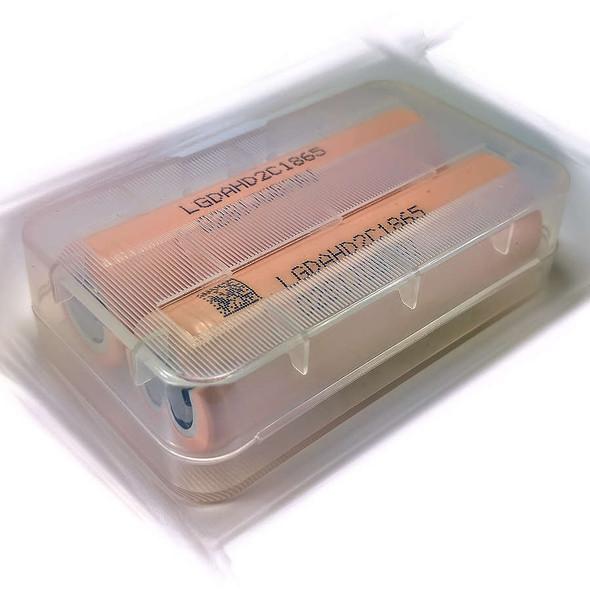 LG HD2C 18650 Battery case holder