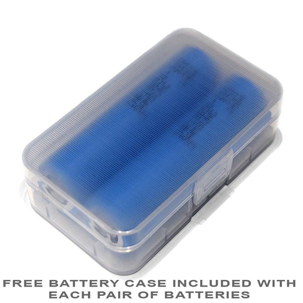 Samsung 20S 30A 18650 Battery INR18650-20S holder case