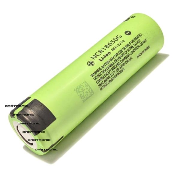 Panasonic NCR18650G 3600mAh Battery 18650