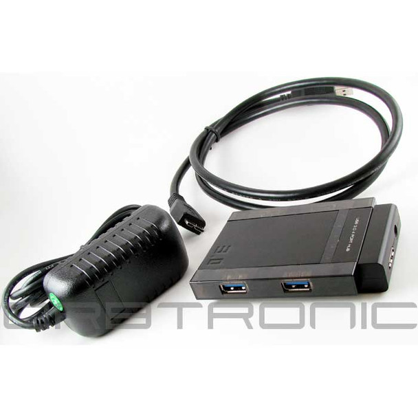 USB 3.0 SuperSpeed 4 port 5Gbps Hub (with external power supply)