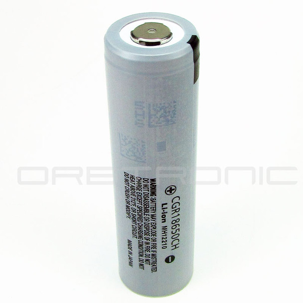 18650 IMR High Drain Panasonic CGR18650CH 10A Rechargeable Battery Cell