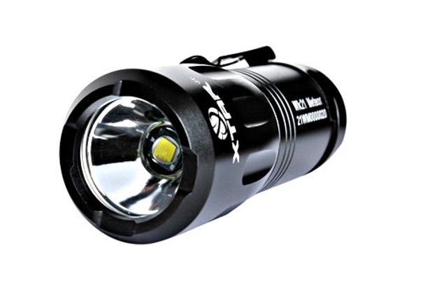 Ultra Portable XTAR WK21 CREE XM-L2 U2 500LM 5 mode DIY LED Flashlight