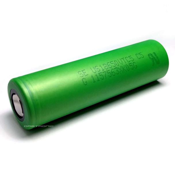 Sony VTC5 US18650VTC5 18650 Battery IMR High Drain 2600mAh Flat Top