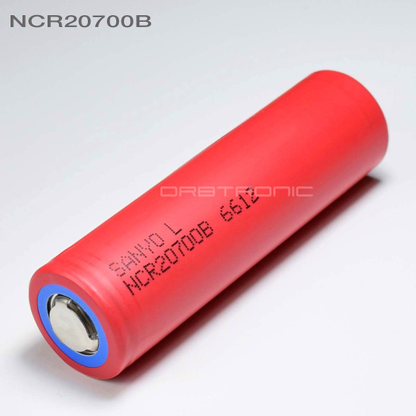 Panasonic-Sanyo NCR20700B 4250mAh Li-ion Rechargeable Battery