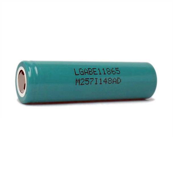 LG 18650 E1 3200mAh Rechargeable Li-ion Battery 4.35V