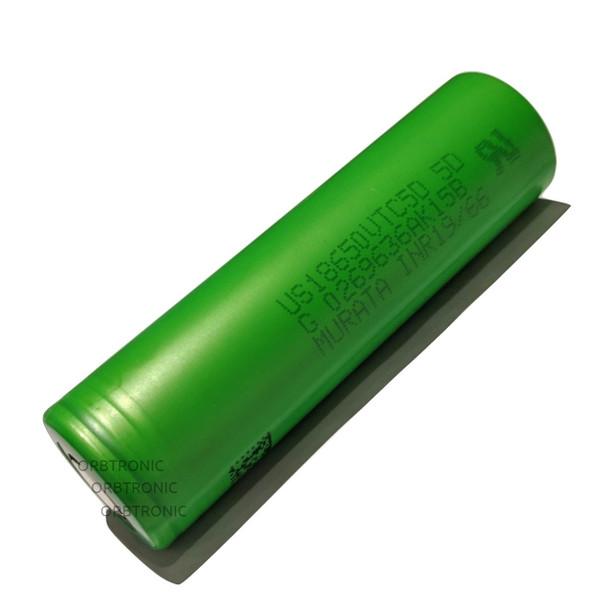 Sony Murata VTC5D US18650VTCD 18650 battery VTC5-D rechargeable Flat Top Li-ion IMR