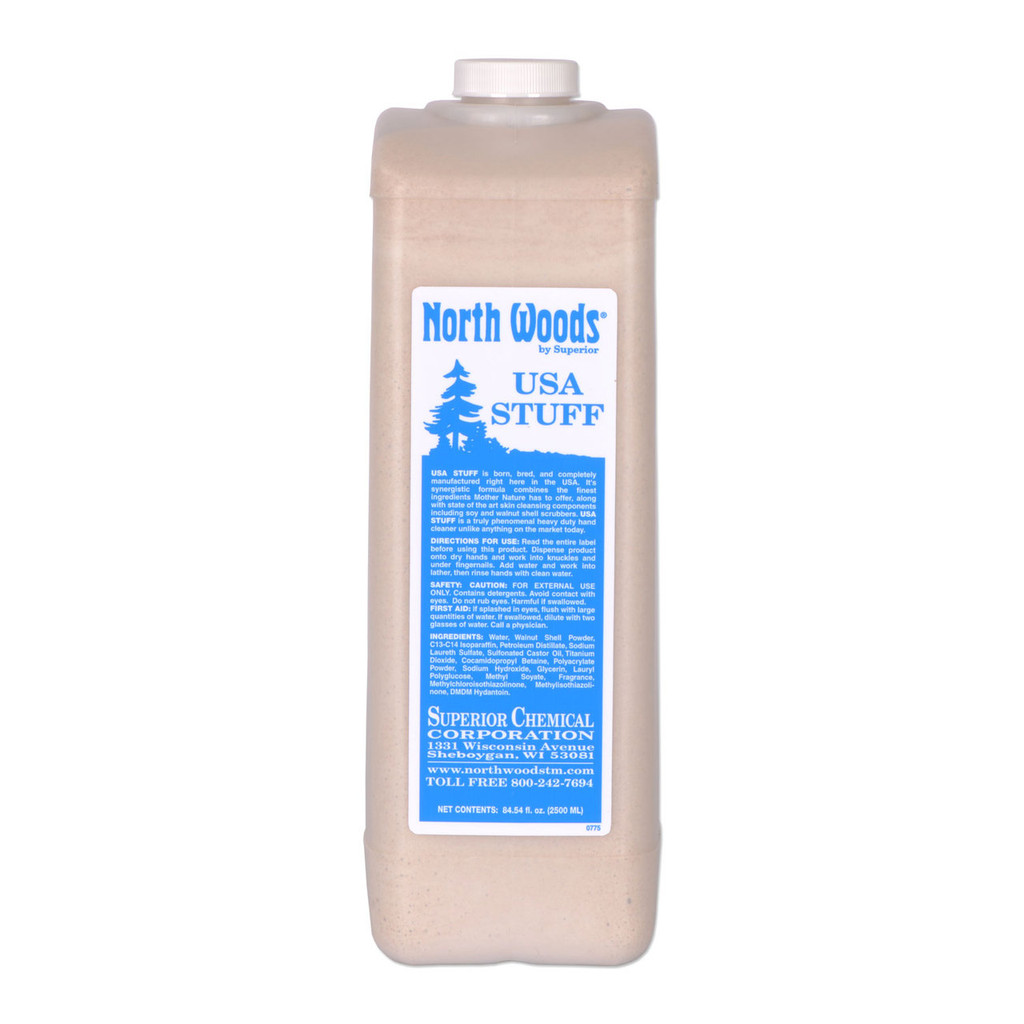 RS USA Stuff H.D. Soy Based Hand Cleaner