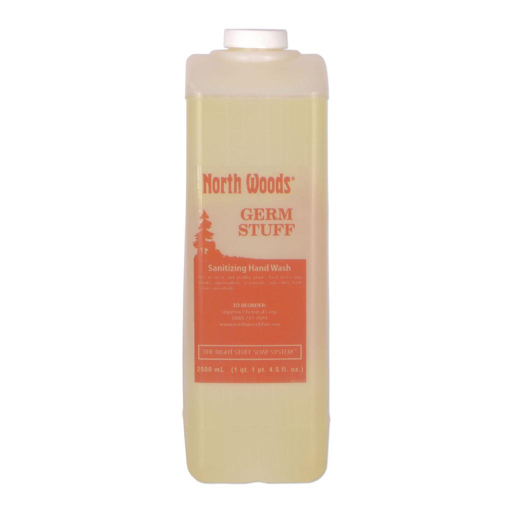 RS Germ Stuff Antibacterial Hand Soap