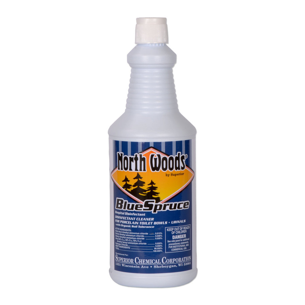 North Woods Blue Spruce - Toilet Bowl Cleaner