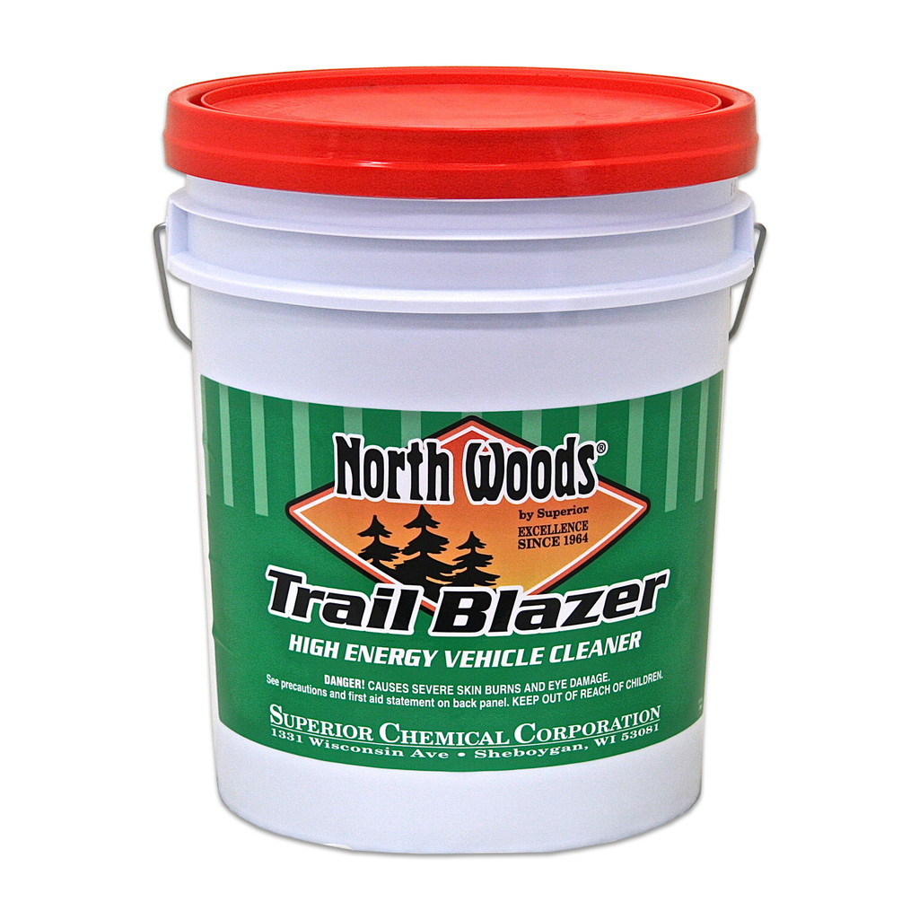 North Woods Trail Blazer Bus and Truck Wash