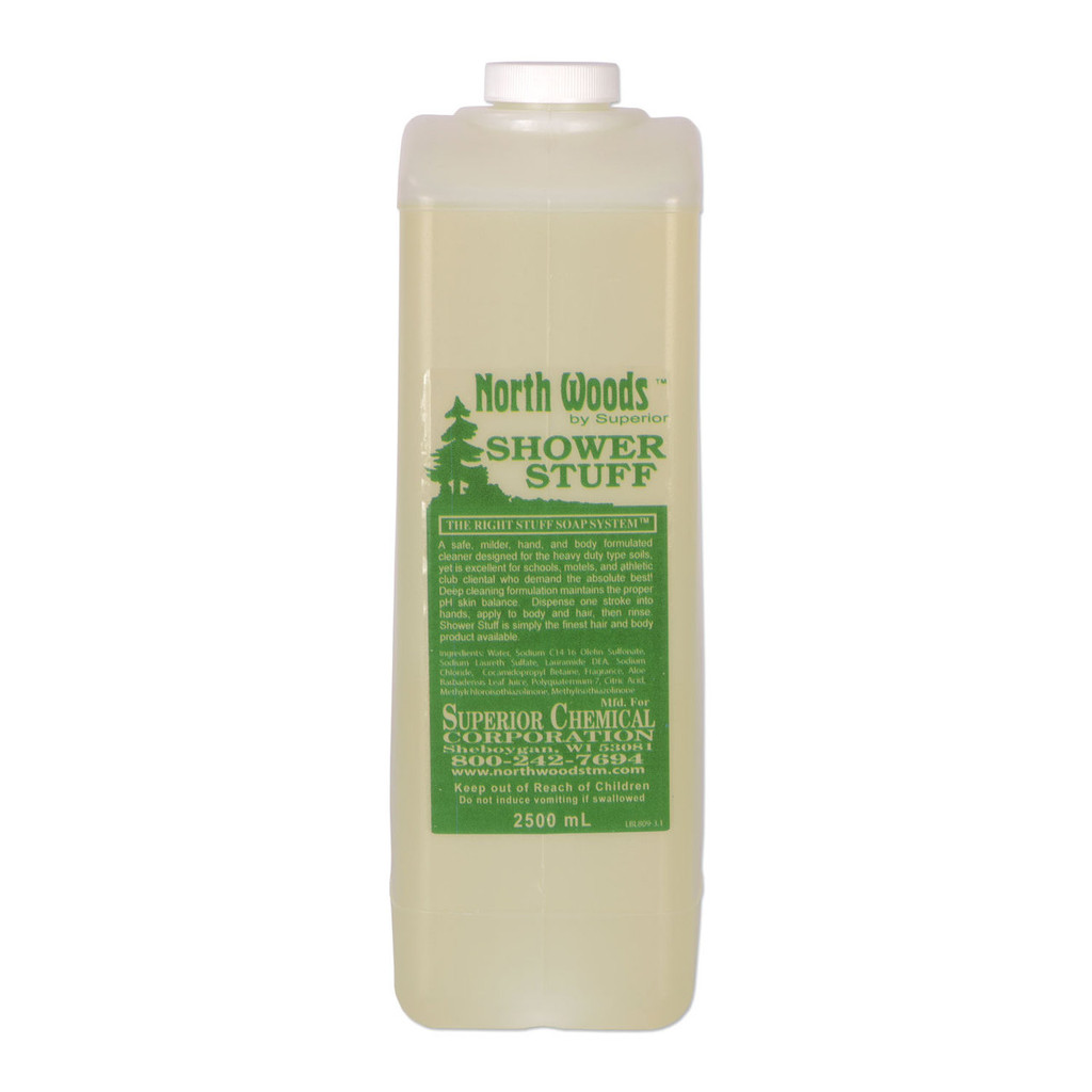 RS Shower Stuff Body and Hair Wash