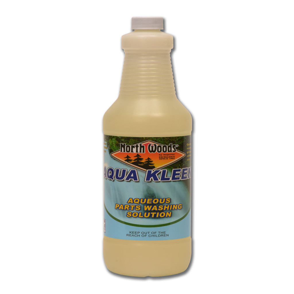 North Woods Aqua Kleen Solvent Free Grease and Carbon Deposits Cleaner