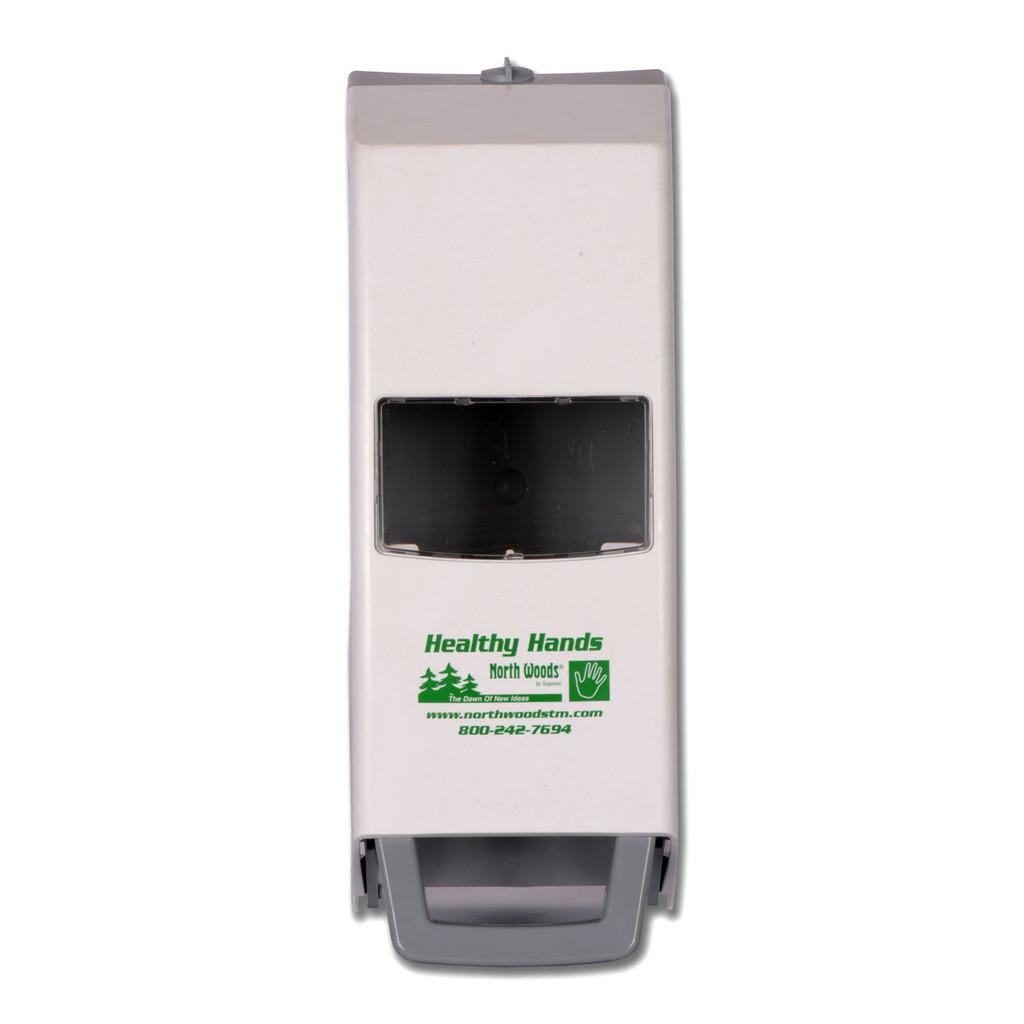 Healthy Hands Deluxe Wall Dispenser