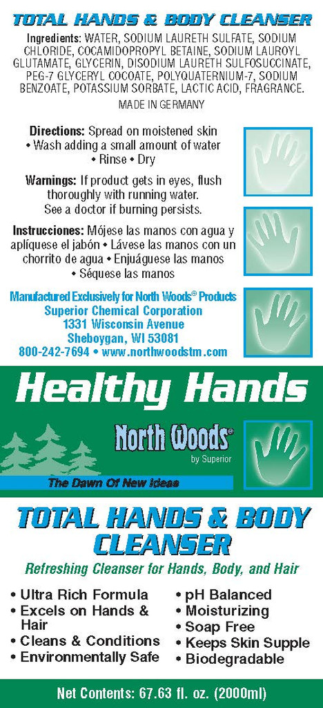 Healthy Hands Total