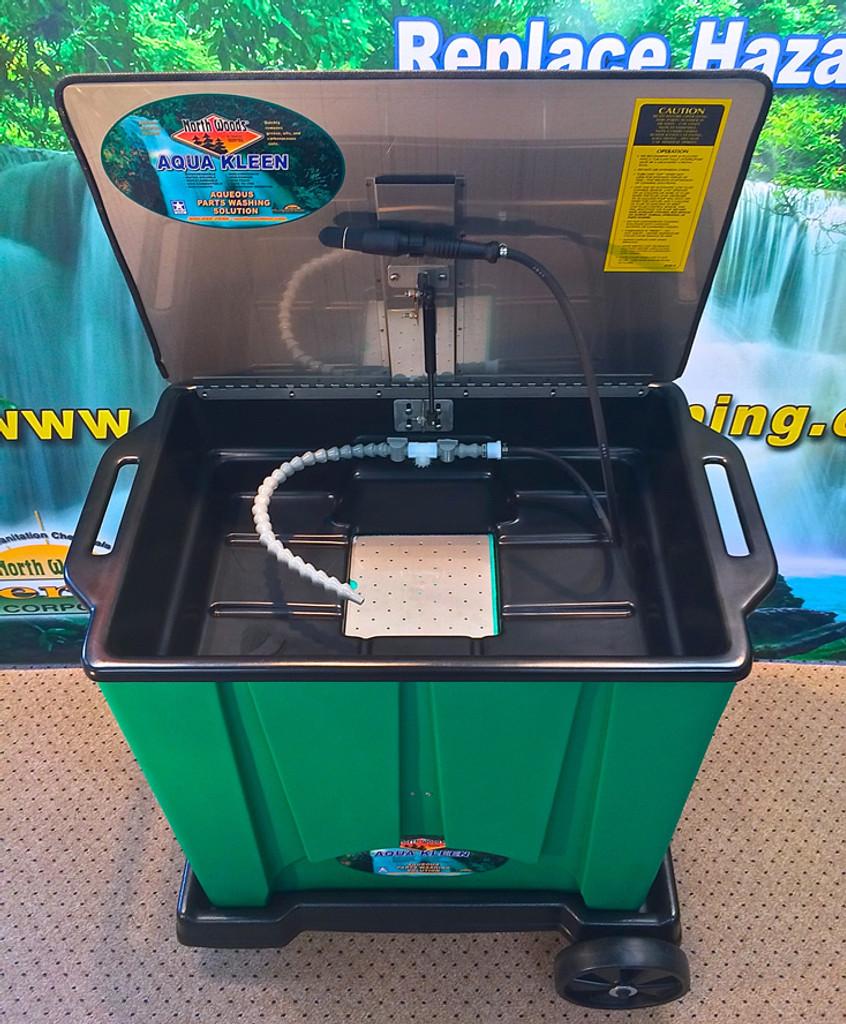 45 gallon Washer