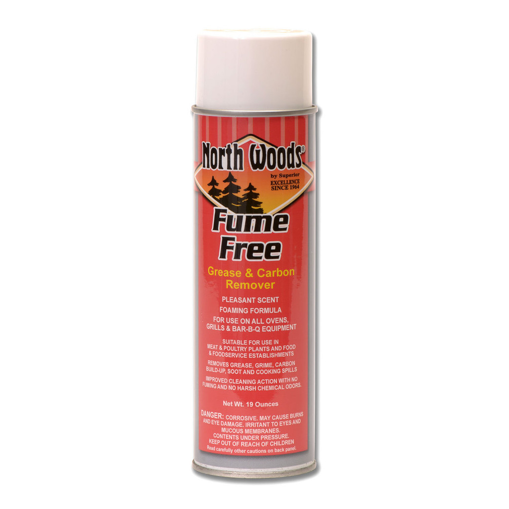 North Woods Fume Free Grease & Carbon Remover