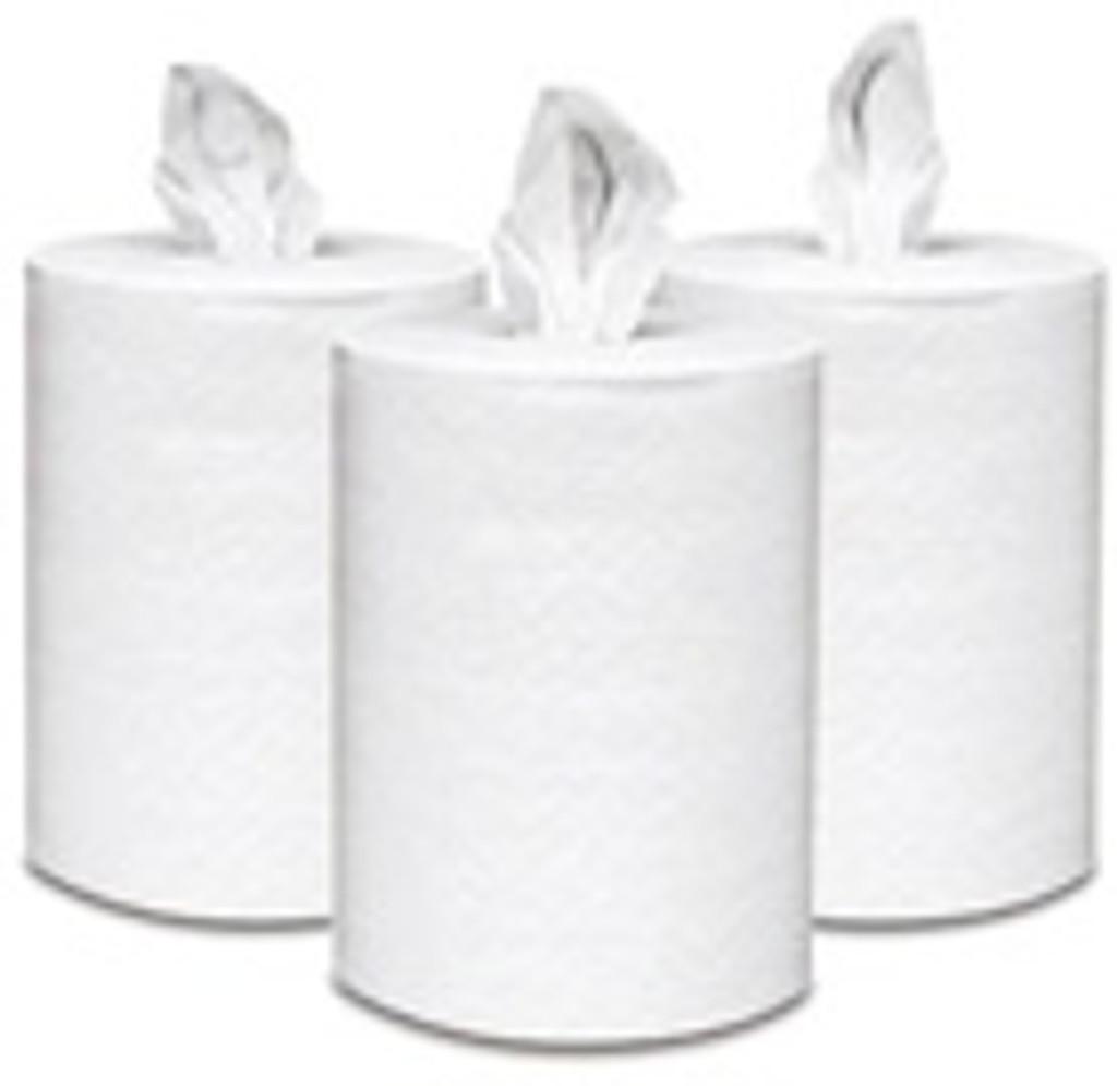 Preserve Mini White Center Pull